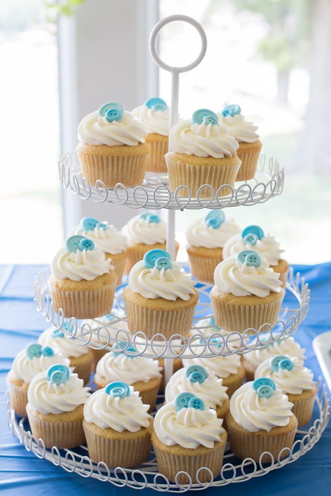 Baby Shower Cupcakes For Boys  Baby Shower Boy Cupcakes Cake Ideas