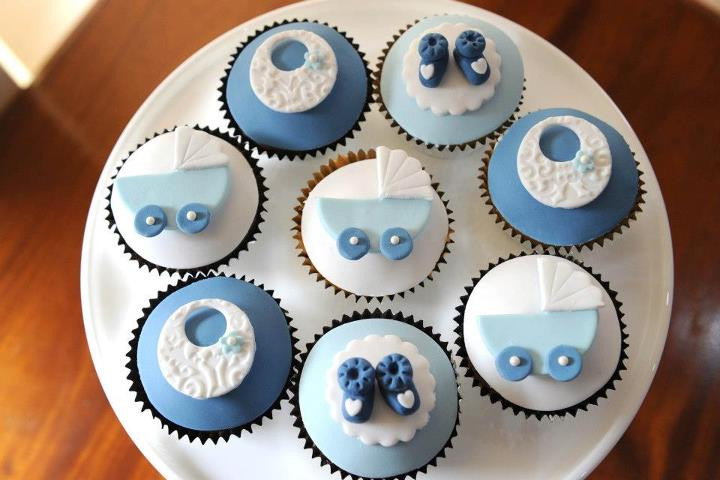 Baby Shower Cupcakes For Boys  70 Baby Shower Cakes and Cupcakes Ideas