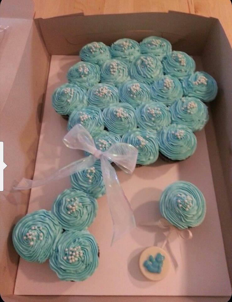 Baby Shower Cupcakes  Baby Shower Cupcakes