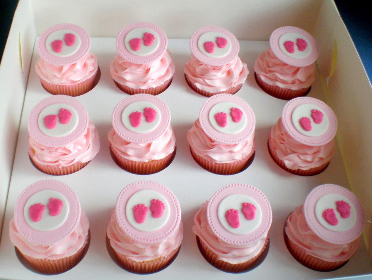 Baby Shower Cupcakes  Sugar Siren Cakes Mackay Baby Shower Cupcakes