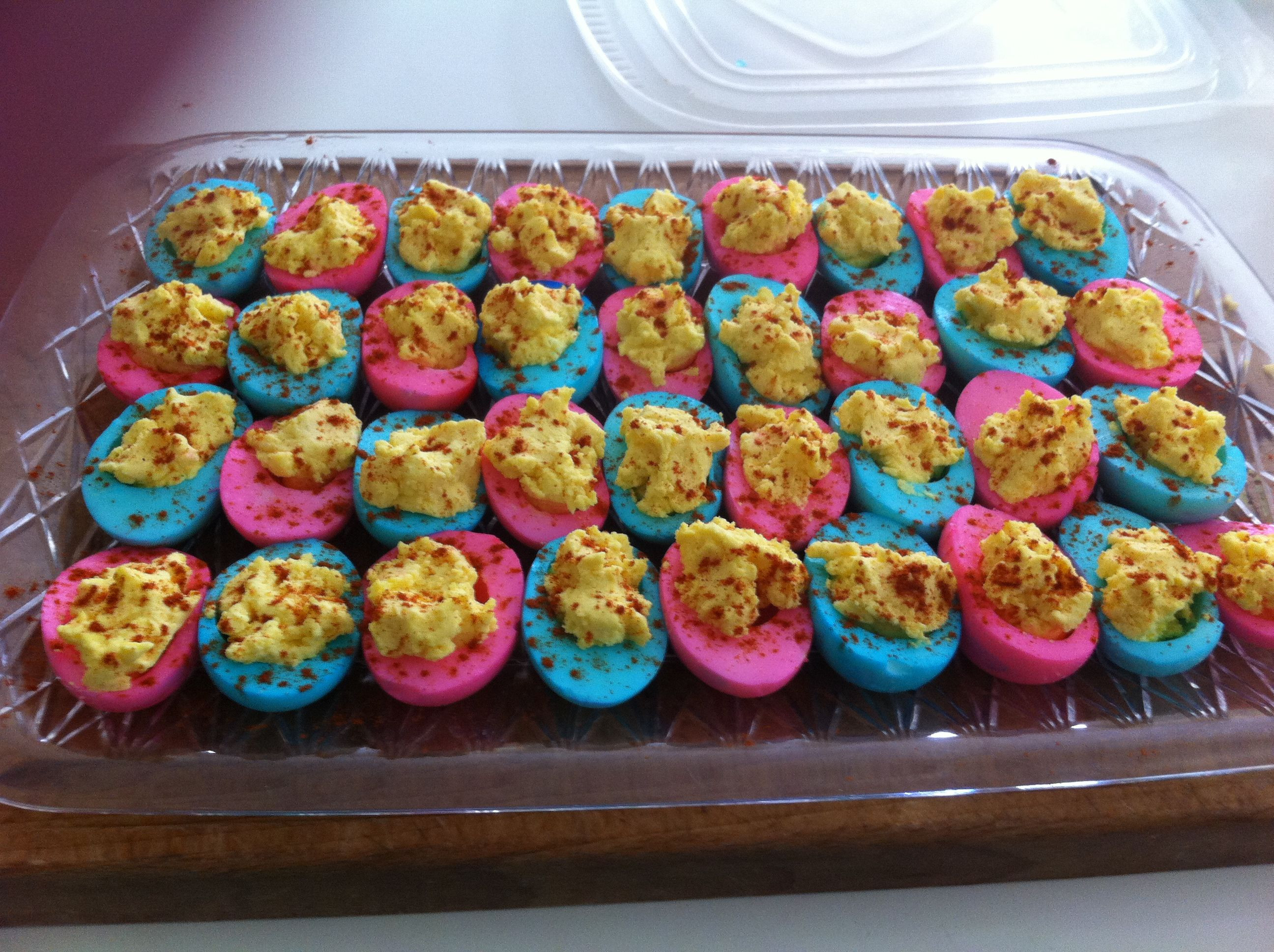 Baby Shower Deviled Eggs  Baby Shower Food Ideas Baby Shower Food Ideas Eggs