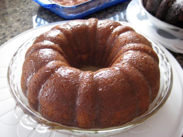 Bacardi Rum Cake Recipe  Golden Bacardi Rum Cake Recipe Food