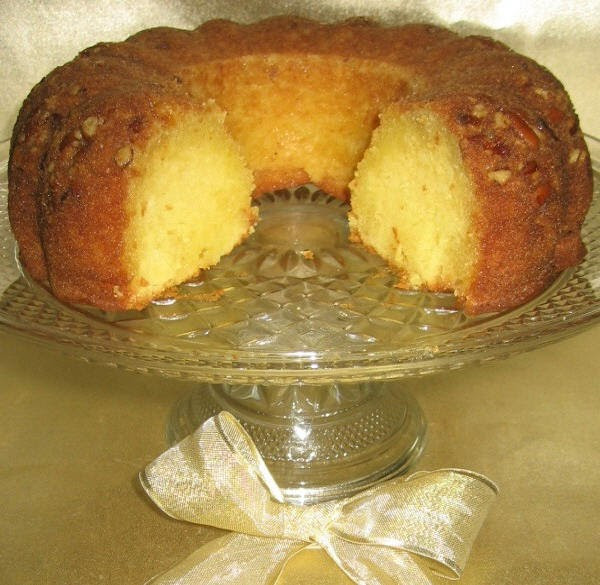 Bacardi Rum Cake Recipe  3 Generations of Southern Recipes Bacardi Rum Cake