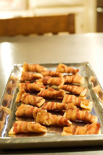 Bacon Appetizers Pioneer Woman  Holiday Bacon Appetizers
