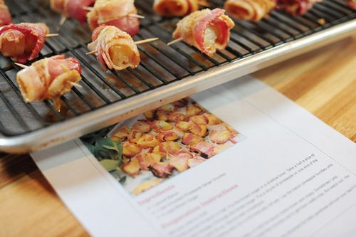 Bacon Appetizers Pioneer Woman  Pinterest • The world's catalog of ideas