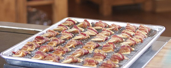 Bacon Appetizers Pioneer Woman  The Pioneer Woman s Easy Christmas Party Appetizers