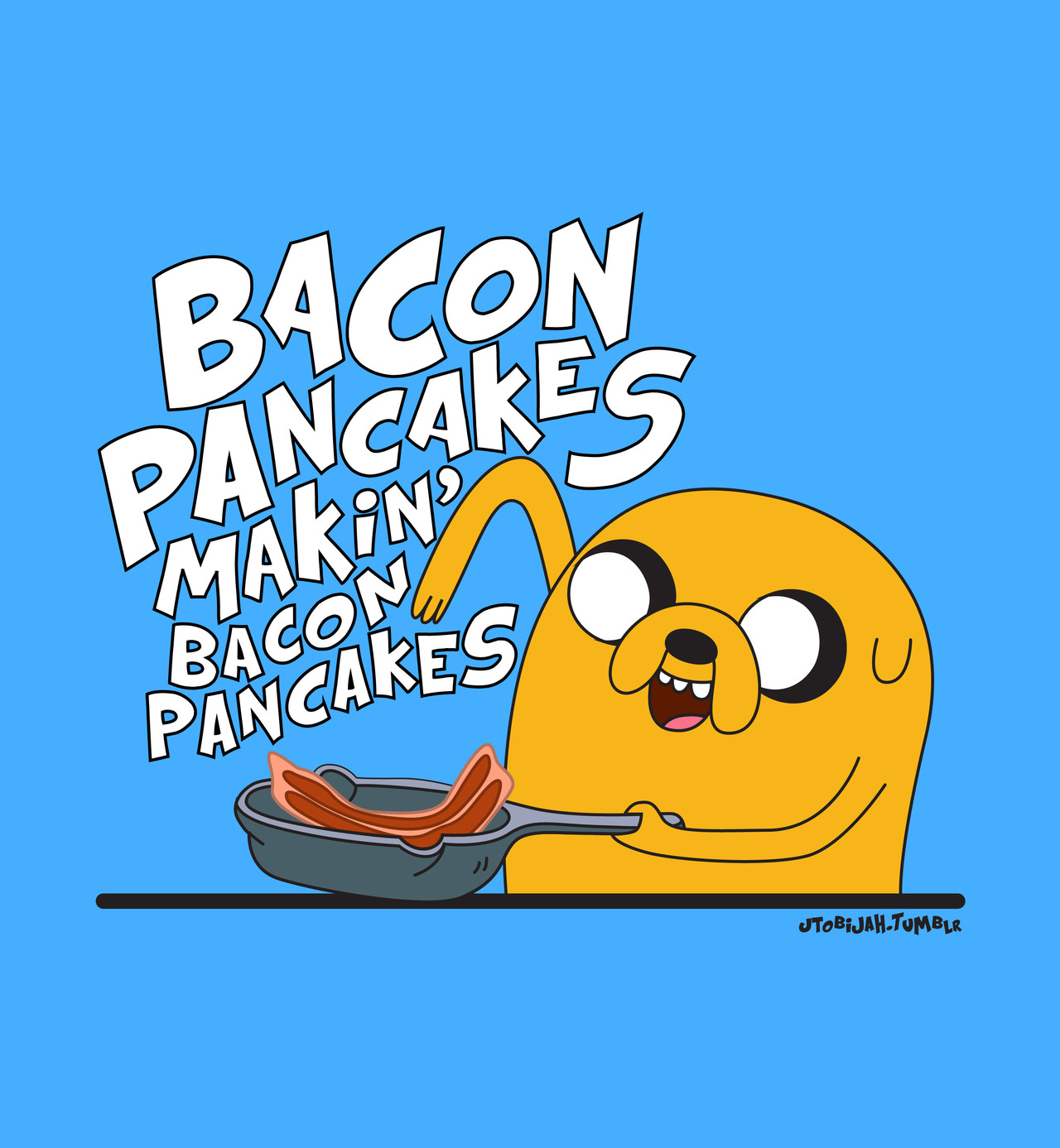 Bacon Pancakes Song  User blog Adventurer101 Bacon Pancakes