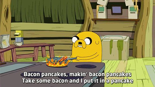 Bacon Pancakes Song  51 best images about Adventure Time on Pinterest