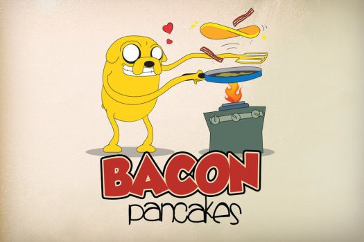 Bacon Pancakes Song  baconpancakes
