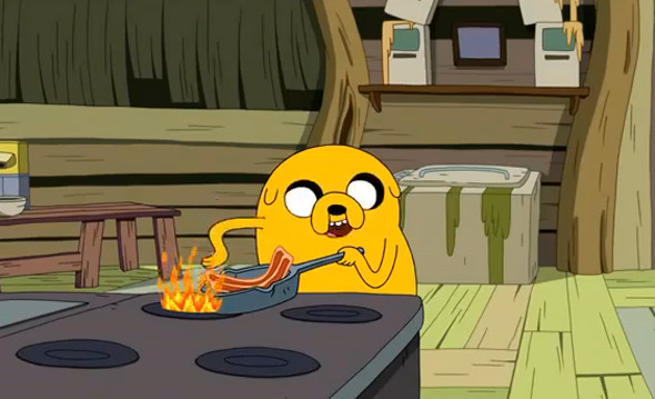 Bacon Pancakes Song  The Bacon Pancake Song by Adventure Time