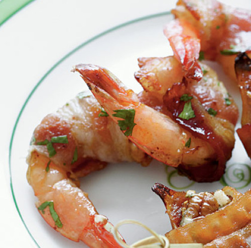 Bacon Wrapped Shrimp Appetizers  5 Easy & Inexpensive Bacon Wrapped Appetizers The Frugal