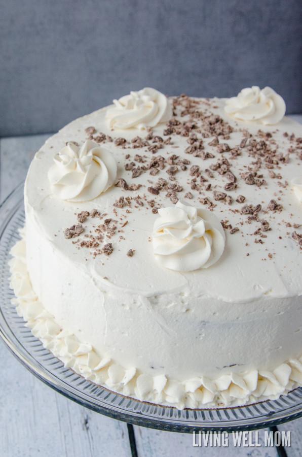 Bailey Irish Cream Dessert Recipes  The Best Bailey s Irish Cream Cake