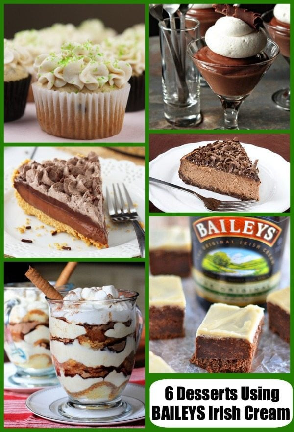 Baileys Irish Cream Desserts Recipes  Stuff I ve Gotta and You ve Gotta See
