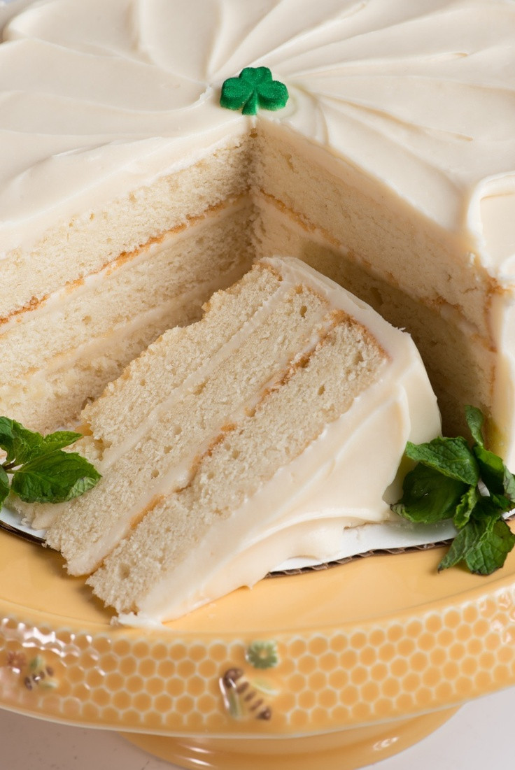 Baileys Irish Cream Desserts Recipes  Get lucky w VeryVera s Bailey s Irish cream Layer Cake