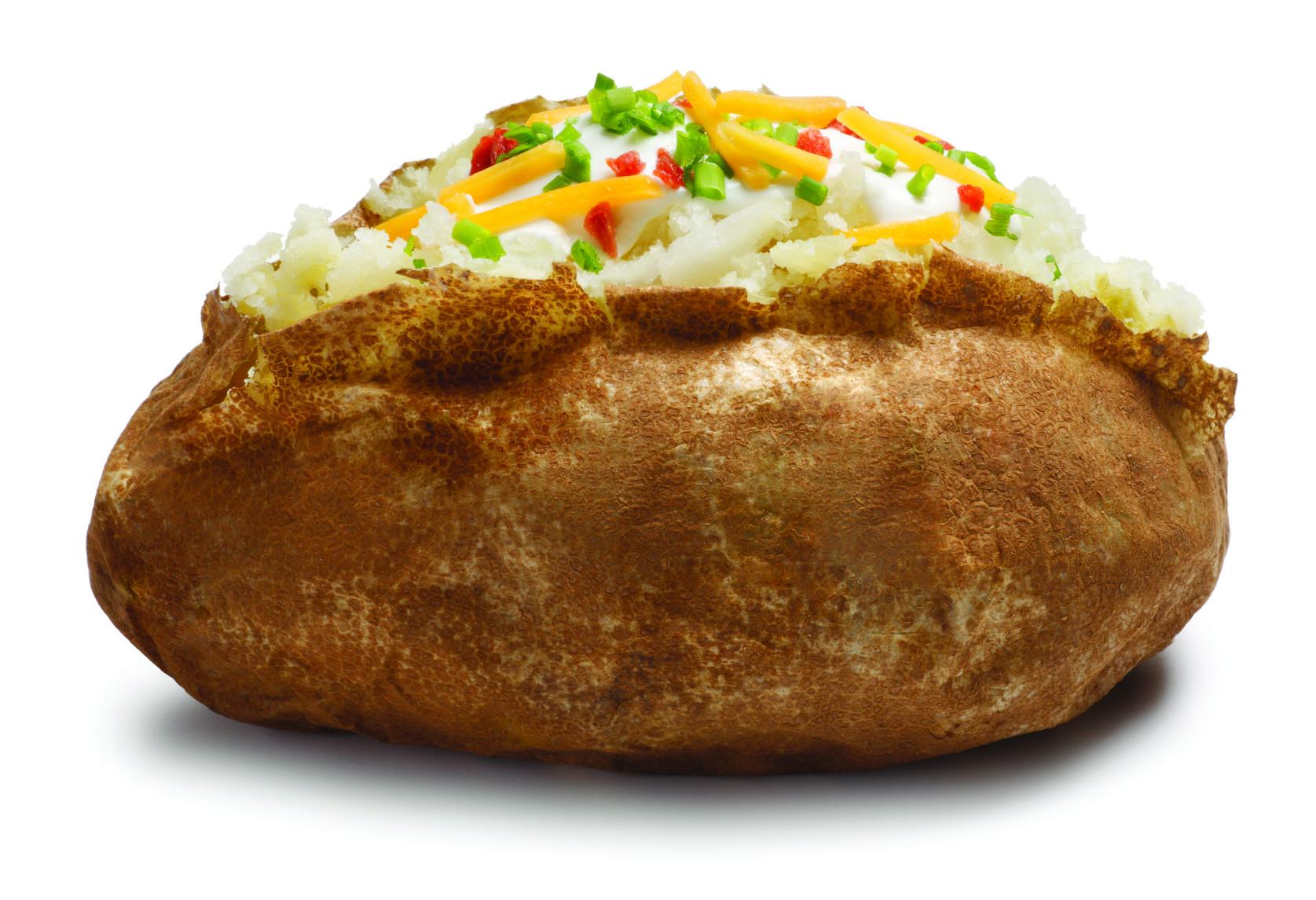 Bake A Potato  Monte Vista Crane Festival