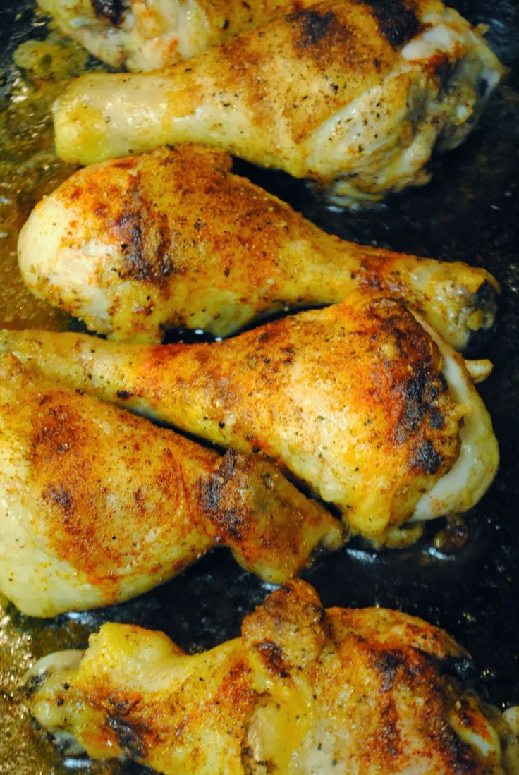 Bake Chicken Legs  Baked Chicken Drumsticks