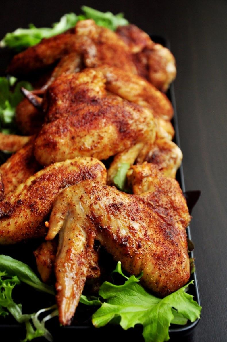 Bake Chicken Wings  Baked Chicken Wings Video StreetSmart Kitchen