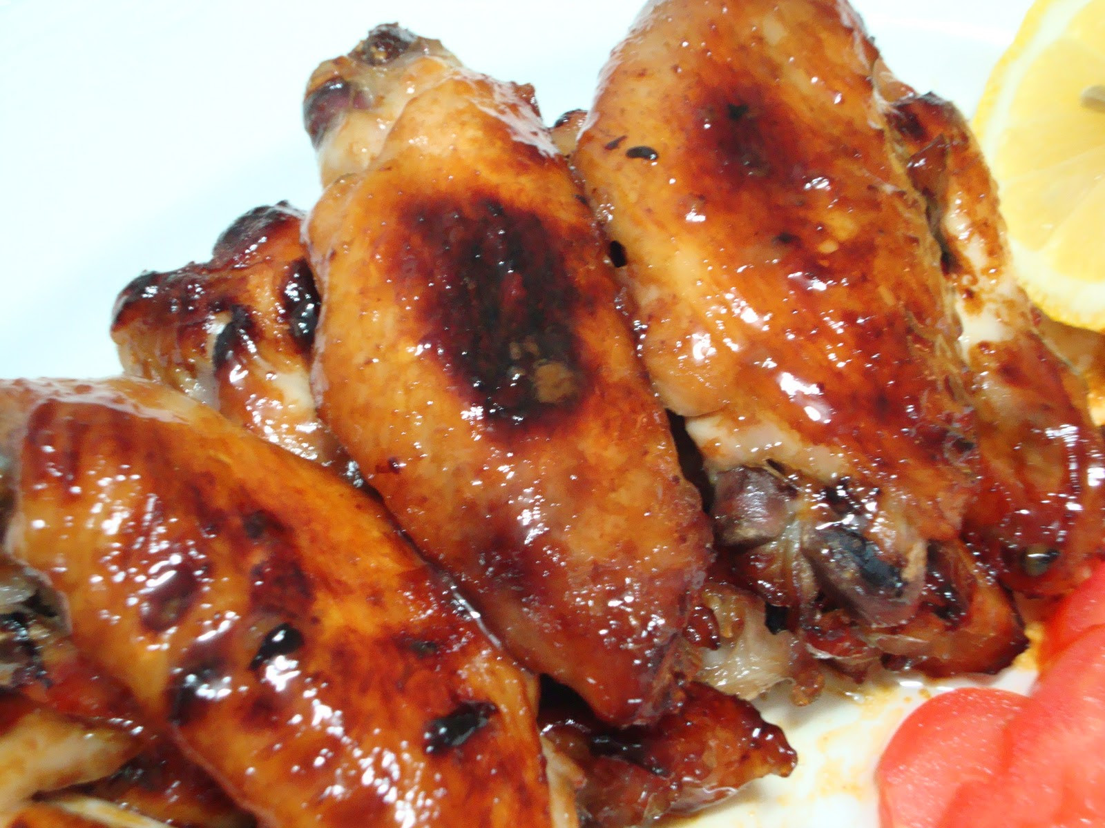 Bake Chicken Wings  My Culinary Memoirs Honey Baked Chicken Wings