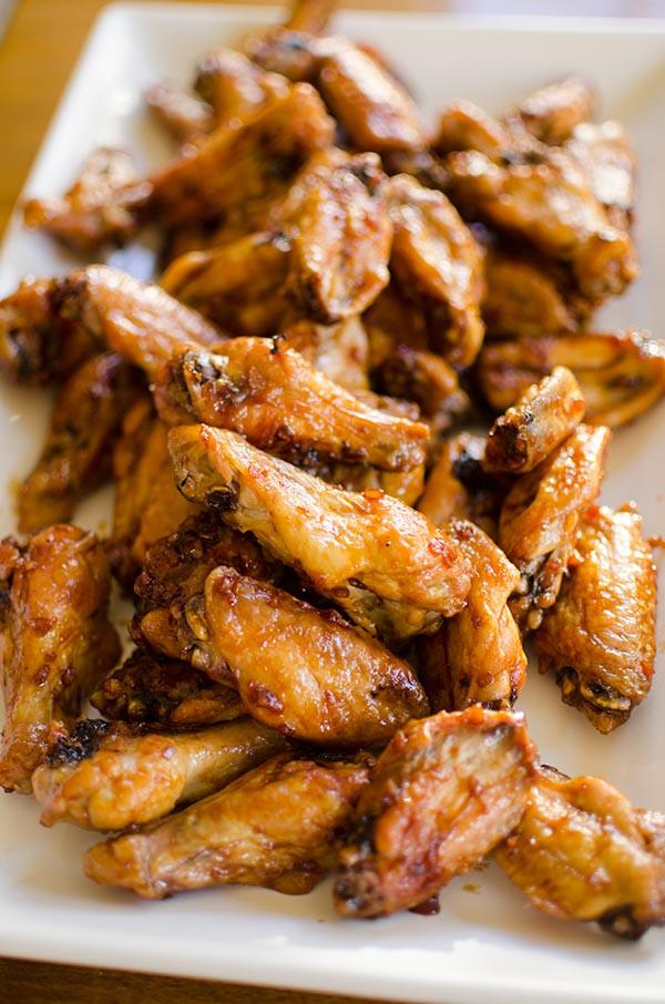 Bake Chicken Wings  teriyaki baked chicken wings