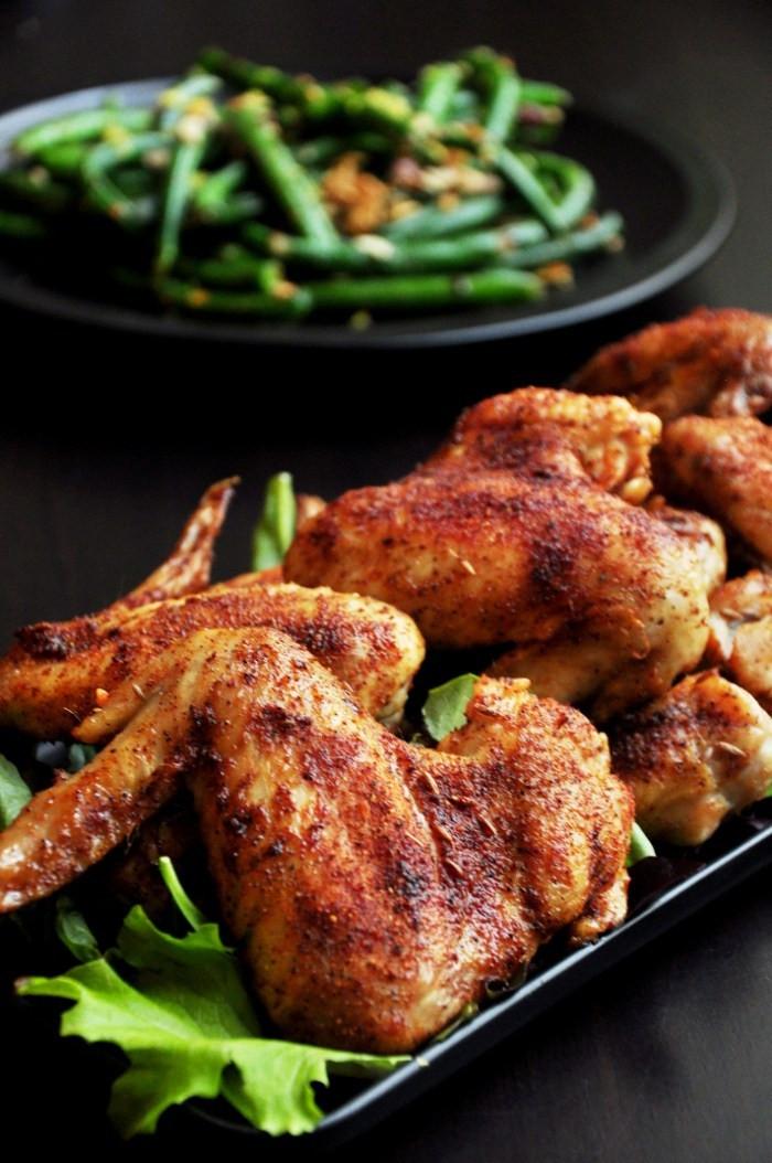 Bake Chicken Wings  Baked Chicken Wings DelishPlan