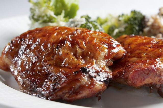 Baked Barbecue Chicken Breast  How to Bake Boneless Skinless Chicken Breasts in the Oven
