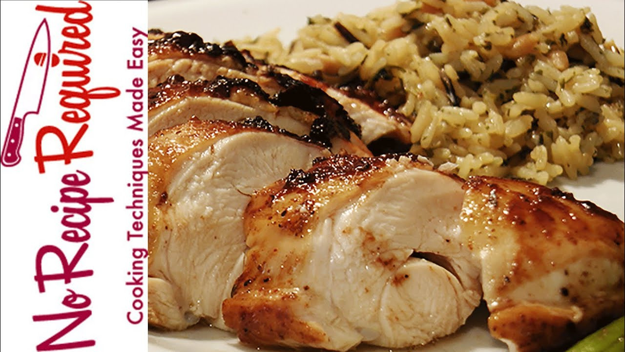 Baked Barbecue Chicken Breast  Baked BBQ Chicken Breasts NoRecipeRequired