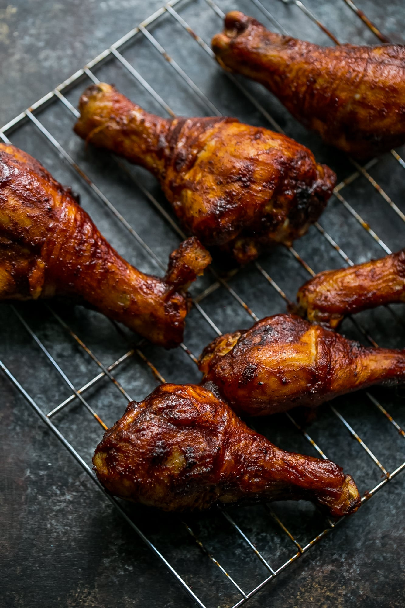 Baked Bbq Chicken Drumsticks  Crunchy Baked BBQ Chicken Drumsticks – Sweet C s Designs