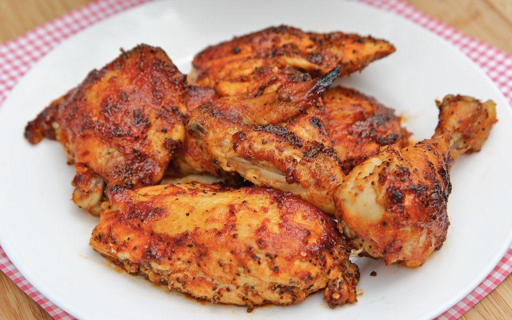 Baked Bbq Chicken Recipe  Easy Baked BBQ Chicken Recipe Homemade BBQ Sauce