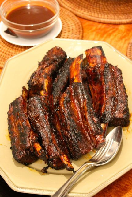 Baked Beef Ribs  best beef ribs recipe oven baked