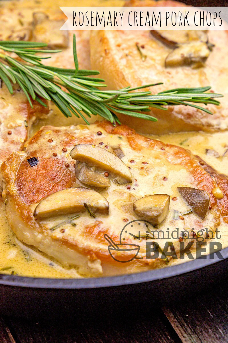 Baked Boneless Pork Chops With Cream Of Mushroom Soup  Baked Pork Chops With Cream Mushroom Soup And Sour Cream