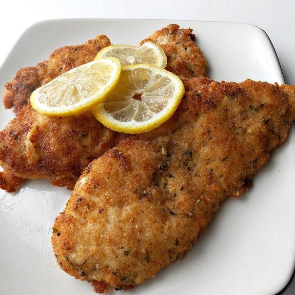 Baked Breaded Chicken Cutlets  Oven Baked Breaded Chicken Cutlets Recipe