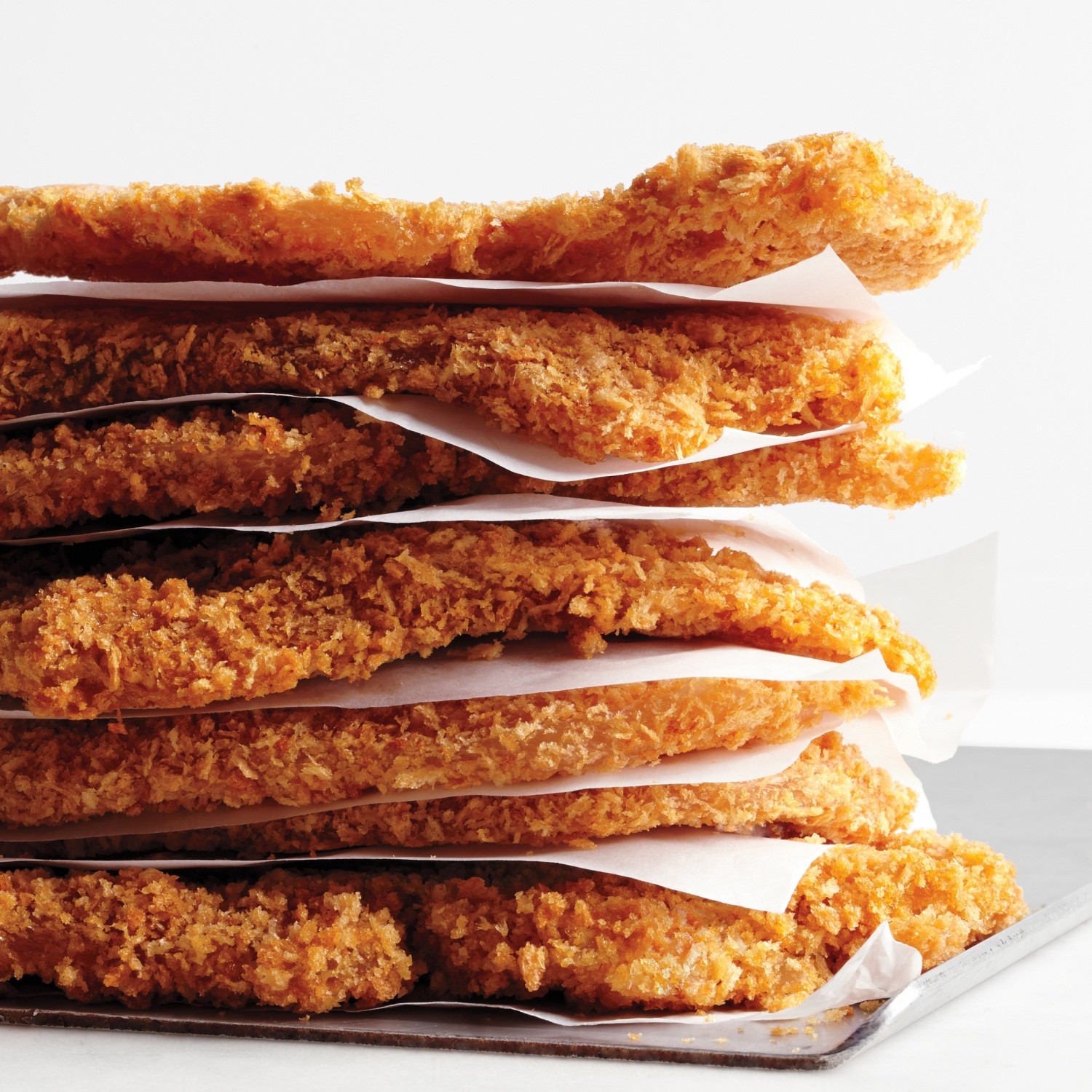 Baked Breaded Chicken Cutlets  Weeknight Dinners e Time Saving Ingre nt Five Days