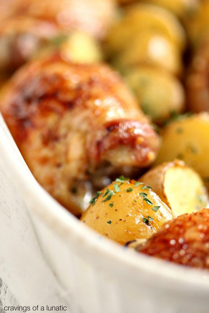 Baked Chicken And Potatoes  Easy Weekly Meal Plan 13 ⋆ Sweet C s Designs