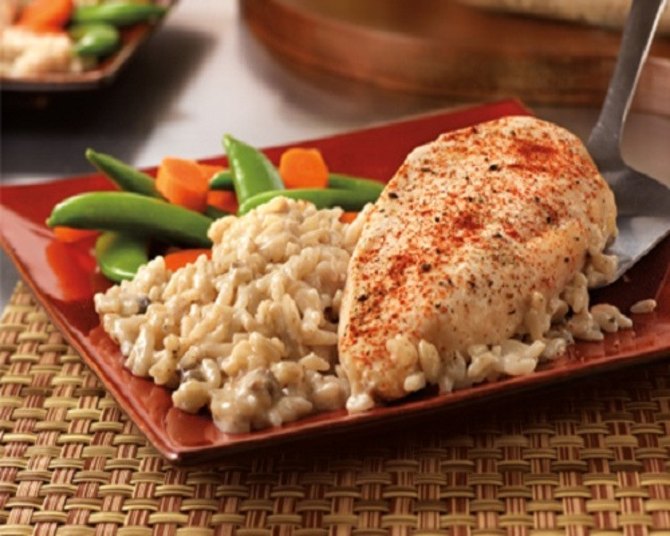 Baked Chicken And Rice Recipes  Baked Chicken and Rice Recipe by Recipe CookEat