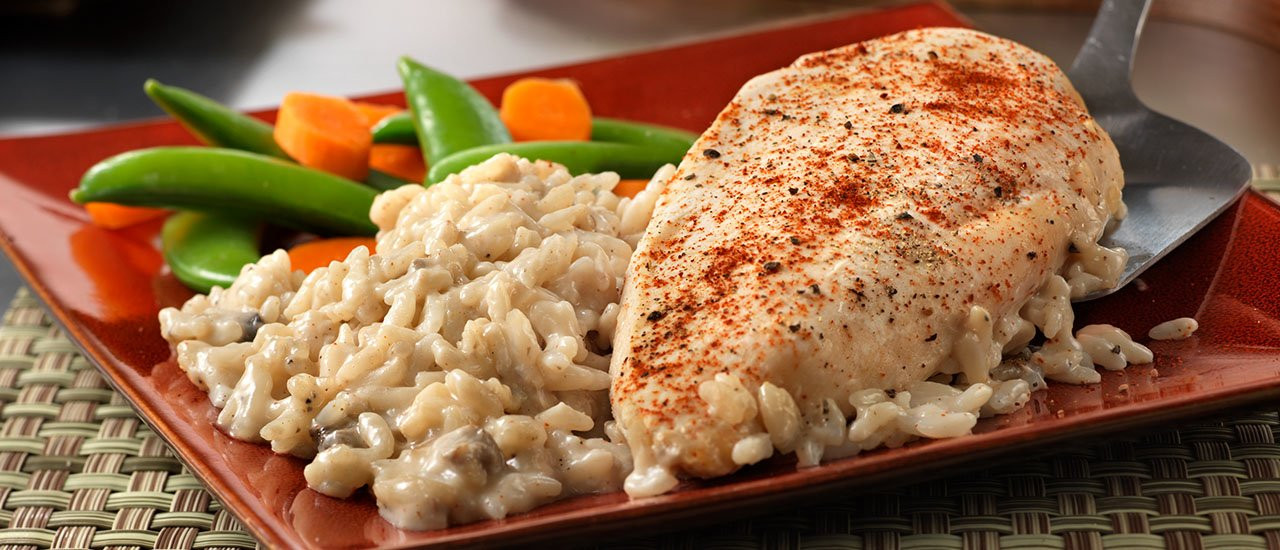 Baked Chicken And Rice Recipes  Oven Baked e Dish Chicken and Rice Recipe