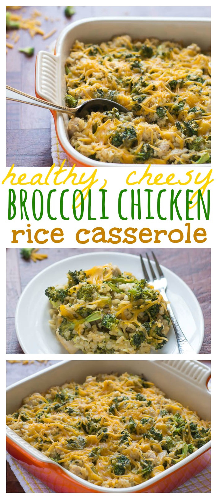 Baked Chicken And Rice Without Canned Soup  chicken and rice casserole without canned soup