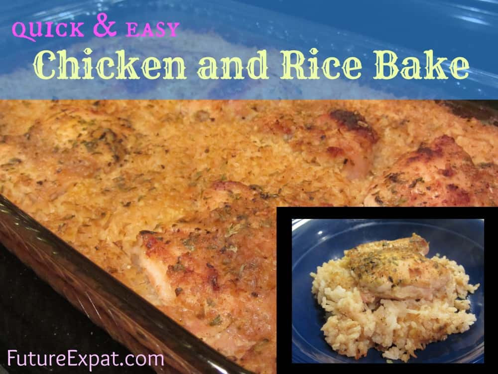 Baked Chicken And Rice Without Canned Soup  35 Healthy Dinner Recipes Love Pasta and a Tool Belt