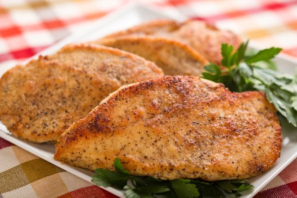 Baked Chicken Cutlet Recipes  Best 25 Baked chicken cutlets ideas on Pinterest