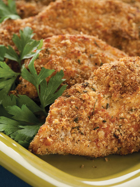 Baked Chicken Cutlet Recipes  Extra Lean s Recipe for Baked Chicken Cutlets