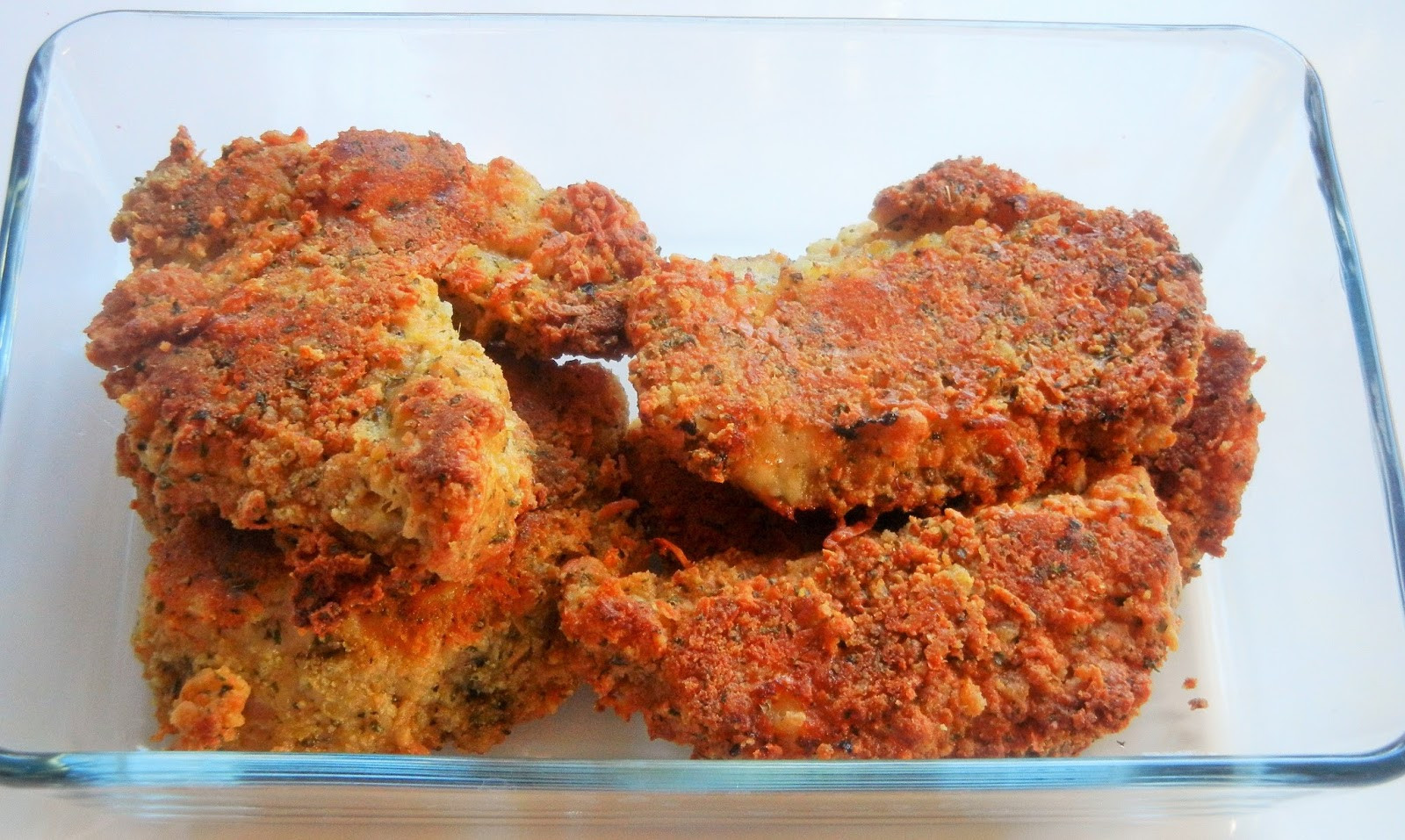 Baked Chicken Cutlets  Gita s Kitchen A blog for Indian diabetic recipes and