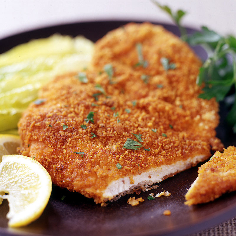Baked Chicken Cutlets  Oven Fried Paprika Chicken Cutlets Recipes
