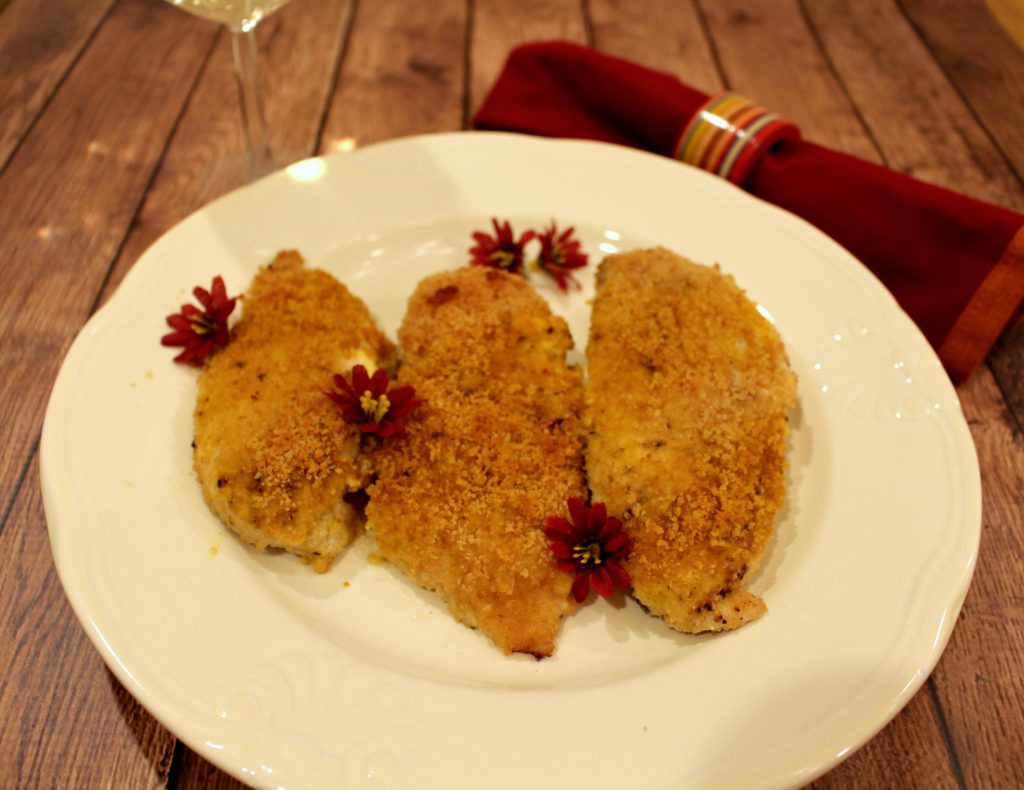 Baked Chicken Cutlets  Crispy Baked Chicken Cutlets Pams Daily Dish