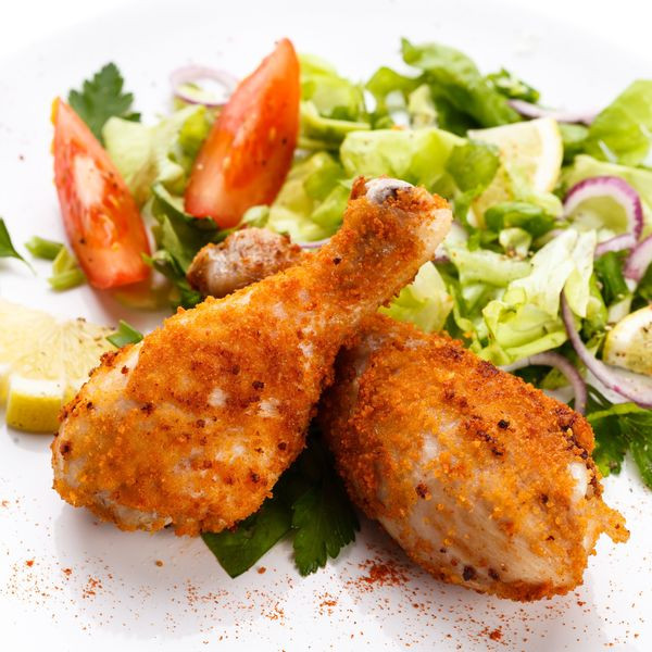 Baked Chicken Drumstick Recipes  This Is The Best Drumstick Recipe I've Ever Tried Just In