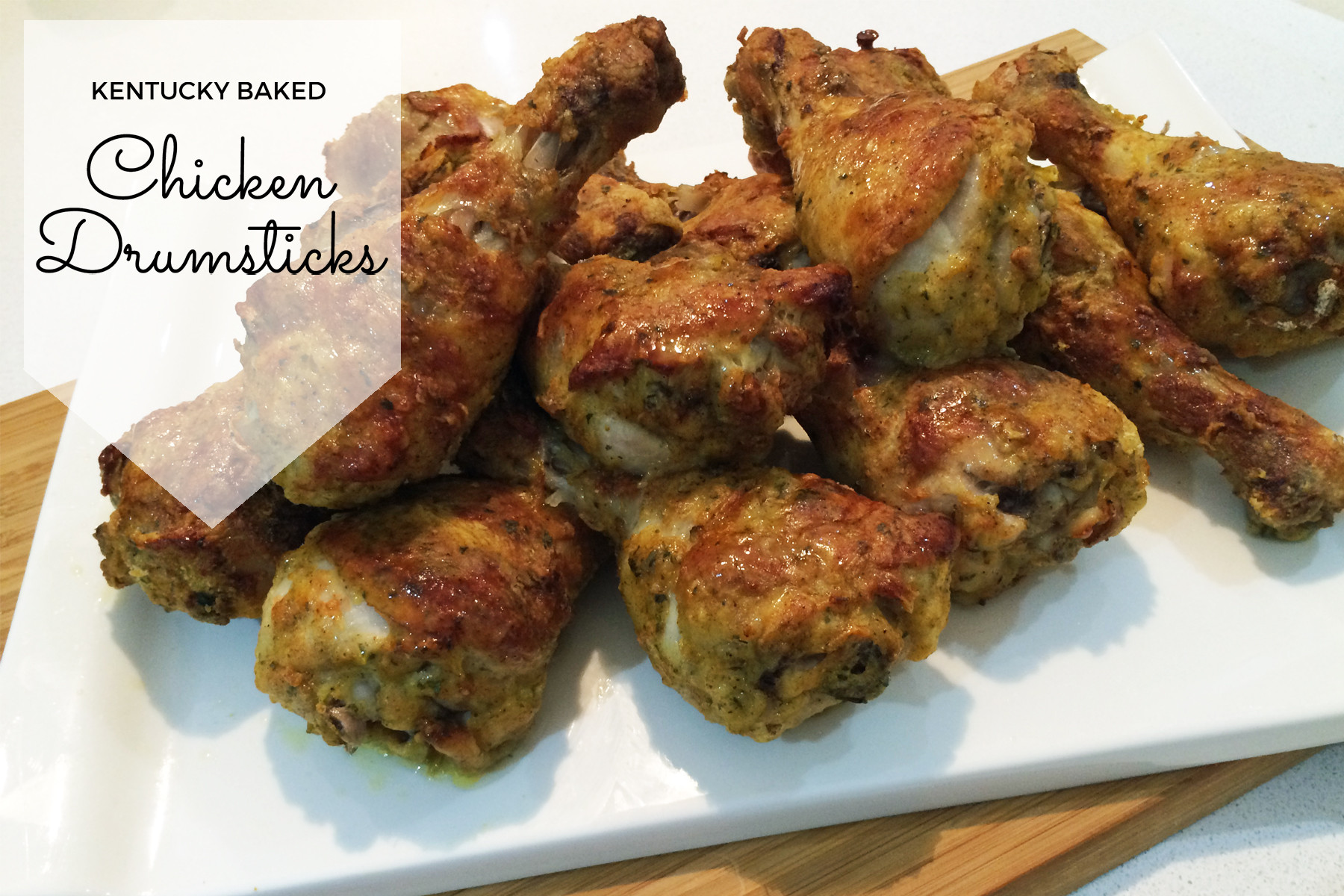 Baked Chicken Drumstick Recipes  Kentucky Baked Chicken Drumsticks Recipe Mum s Lounge