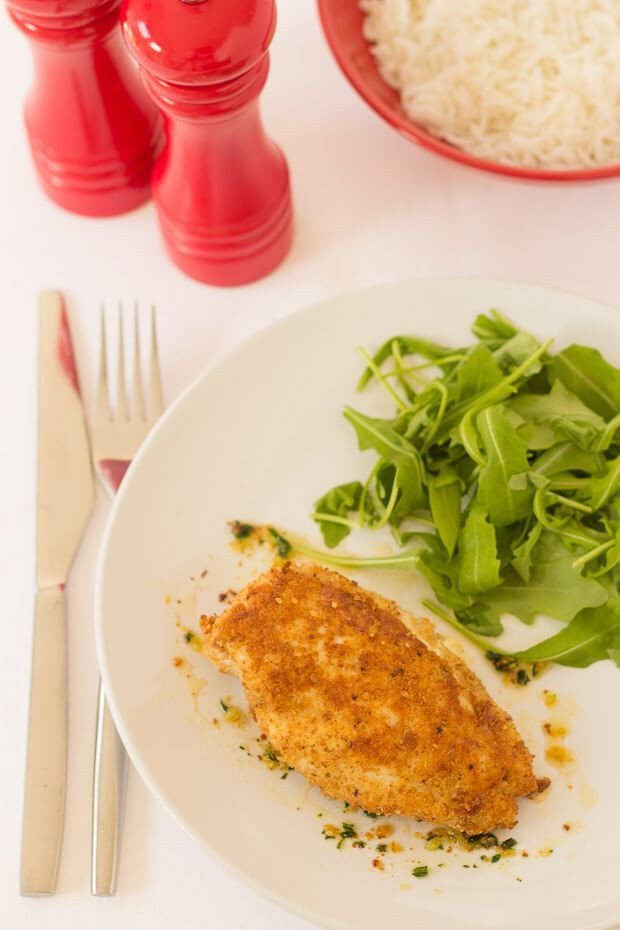 Baked Chicken Kiev  Easy Baked Chicken Kiev Neils Healthy Meals