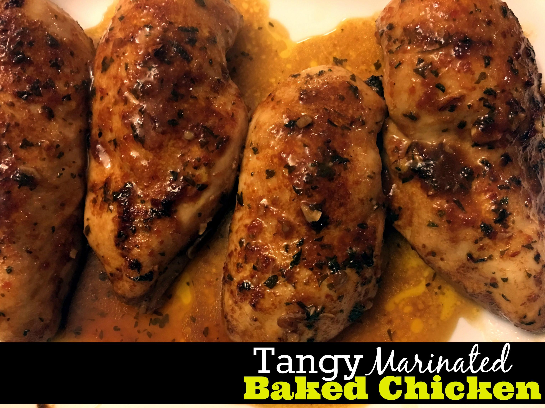 Baked Chicken Marinade  chicken breast marinade for baking