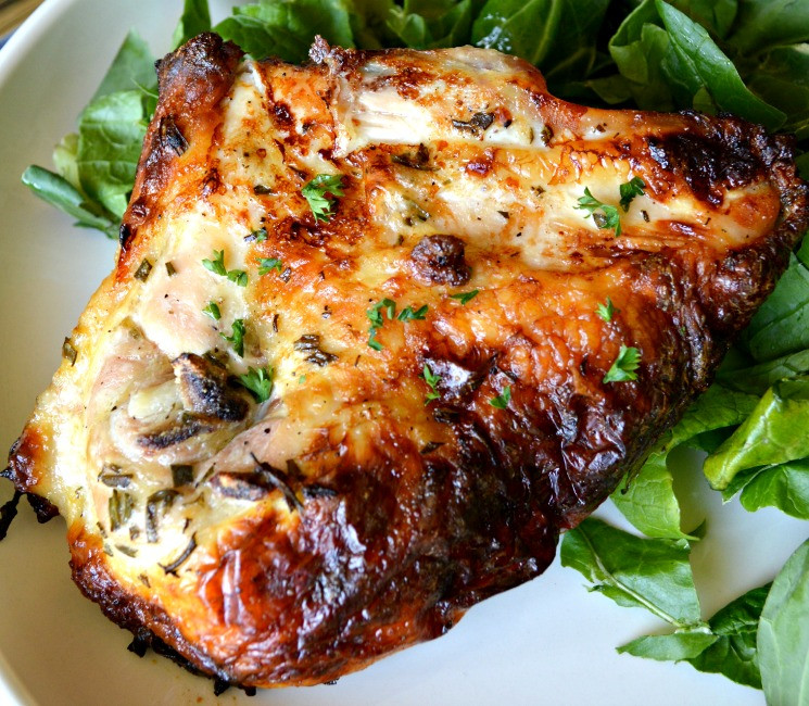 Baked Chicken Marinade  buttermilk marinade for baked chicken