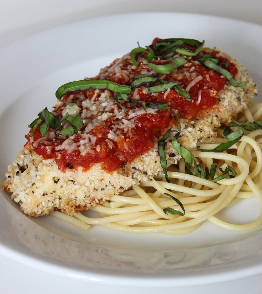 Baked Chicken Parmesan Recipe  Healthy Chicken Recipes
