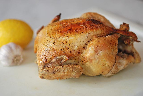 Baked Chicken Whole  Baked Whole Chicken Recipes