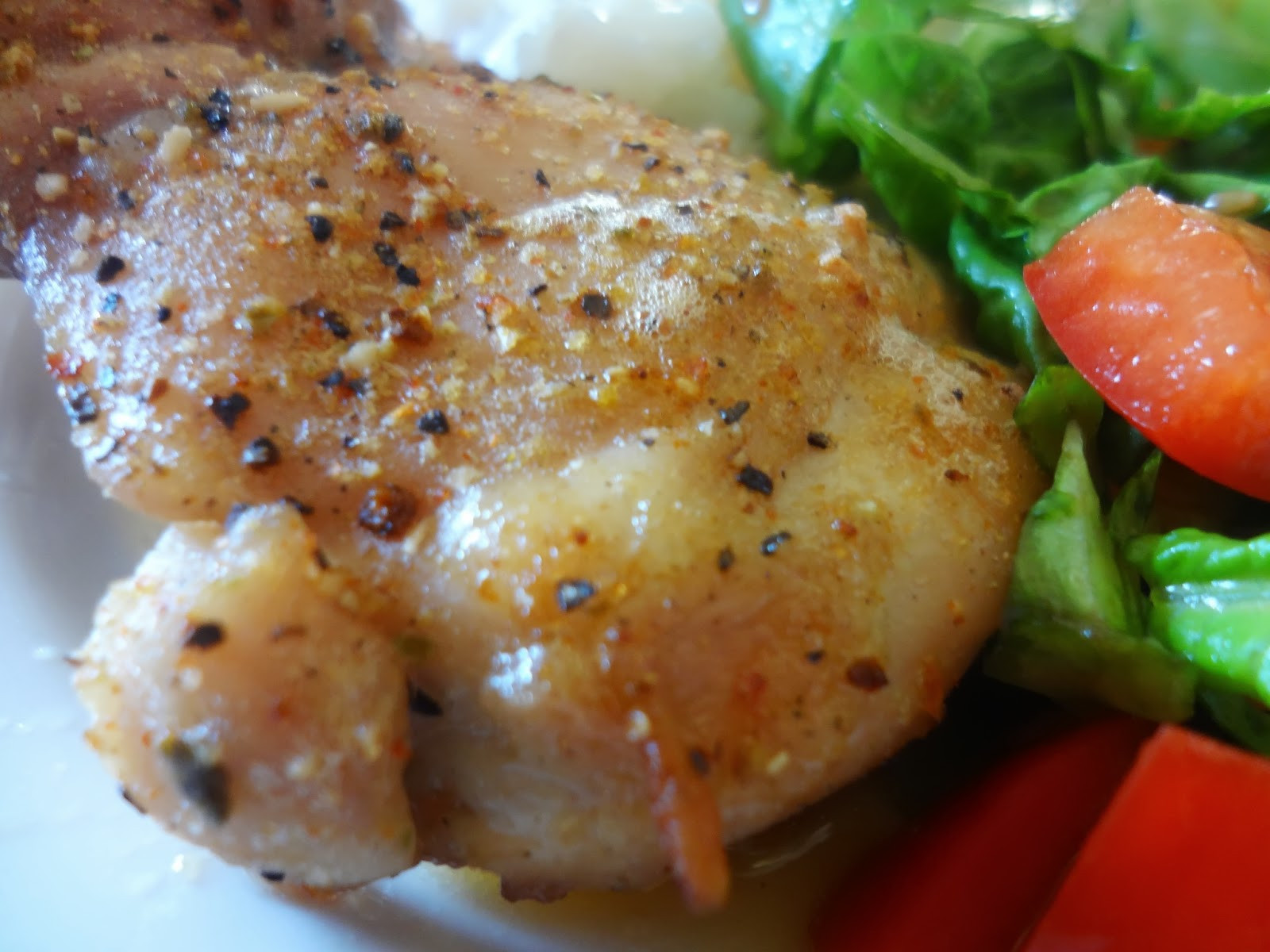 Baked Chicken With Italian Dressing  Mennonite Girls Can Cook Easy Bake Chicken